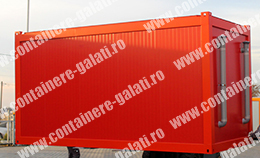 container dormitor second hand Ialomita